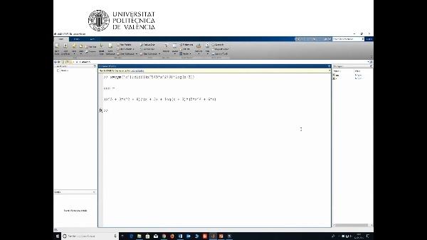 Optimización de funciones en Matlab