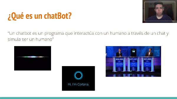 Proyecto ILN - Bot con DialogFlow