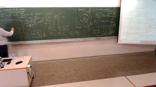 Física 1. Lección 5. Problema 6 finalización