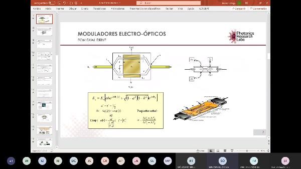 Moduladores II