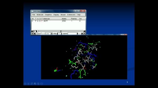 Biofisica-VMD-Video 1-17-18