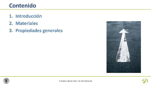 Conceptos básicos de las mezclas bituminosas