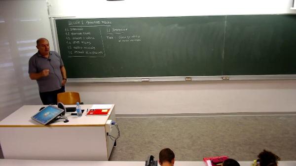 Física 1. Lección 1. Introducción. Definición y objetivos de la Física