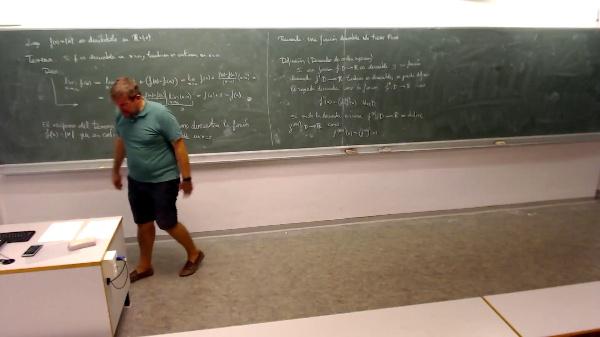 Matemáticas I-12-5-Definición Derivadas de orden superior