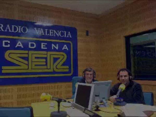 José Millet, Director de IDEAS, participación en Hora 25 de la Cadena Ser