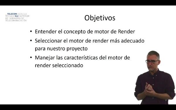 Blender: motores de render
