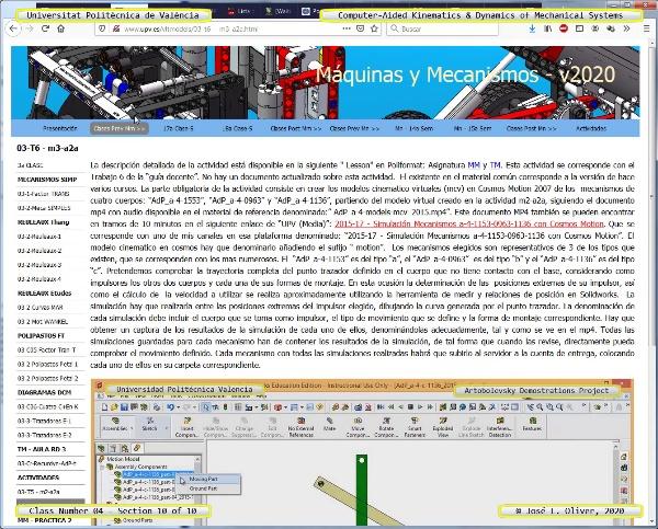 Tecnología de Máquinas ¿ 2020 ¿ TM - Clase 04 ¿ Tramo 10 de 10