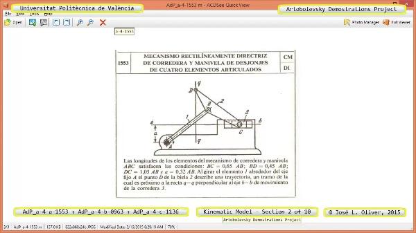 Simulación Mecanismos a-4-1553-0963-1136 con Cosmos Motion - 02 de 10