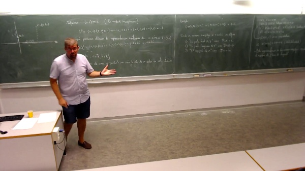 Matemáticas I-1-12-Ejemplo Suma números complejos