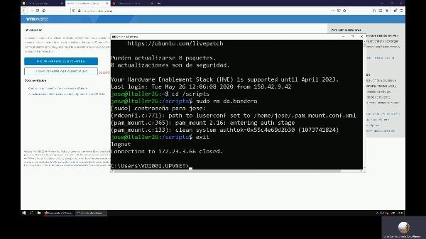 TALLER POLILABS - Publicar servicio Linux
