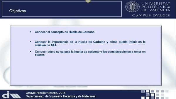 CÁLCULO DE LA HUELLA DE CARBONO DE UN ENVASE CON EL SOFTWARE CES EDUPACK 2014