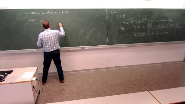 Matemáticas I-24-7-6.5 Estrategias para estudiar series (Stewart sección 11.7)