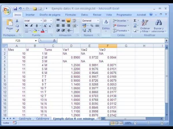 R: importar, gestionar y exportar datos
