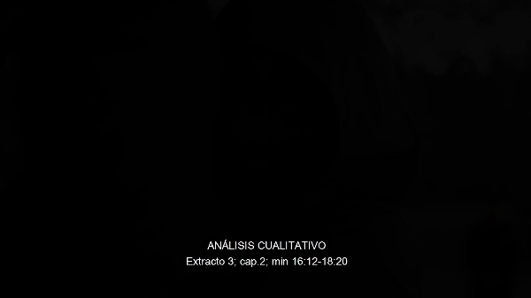 Extracto 3 Watchmen análisis cualitativo
