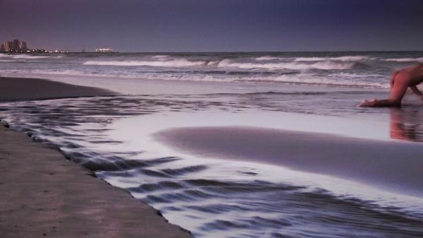 Etude sur sable nº1