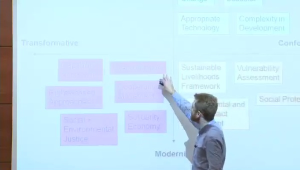 Alex Frediani - Nuevas visiones de la Planificación del Desarrollo - parte 3 de 4