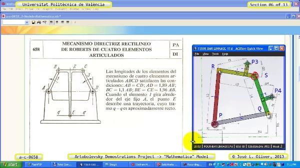 Solución Cinemática Simbólica a_c_0658 con Mathematica -B- 06 de 13