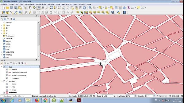 Creación de etiquetas con control de zoom y asociación en Geoserver