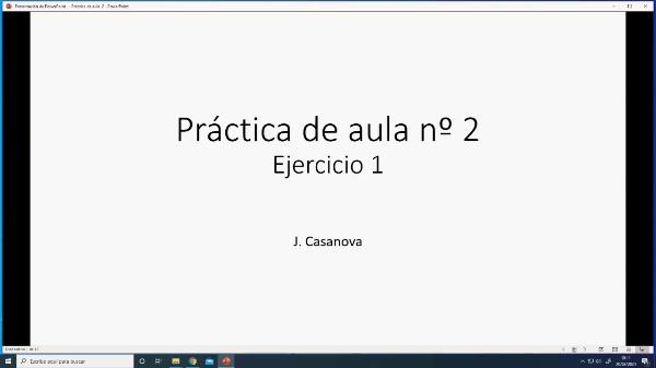 Práctica de aula nº 2. Ejercicio 1