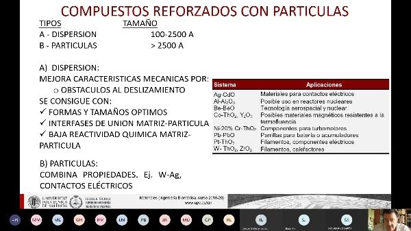 Clase de Materiales_Materiales poliméricos y compuestos II