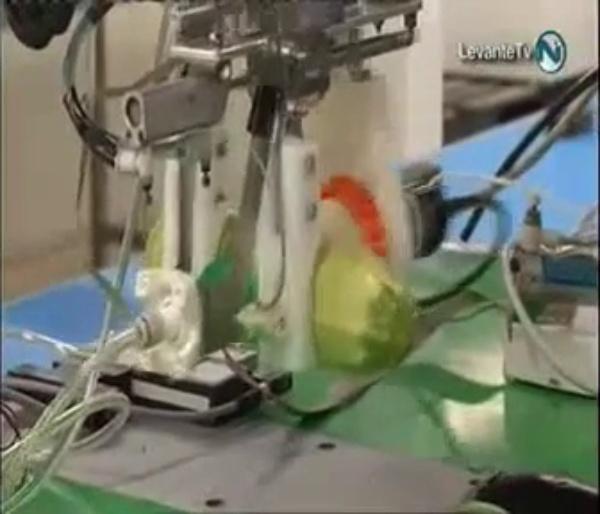 Inauguración Laboratorio Automatización para el Sector Alimentario LASA, Levante TV