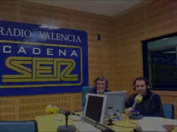 José Millet, Director de IDEAS, participó en Hora 25 de la Cadena Ser
