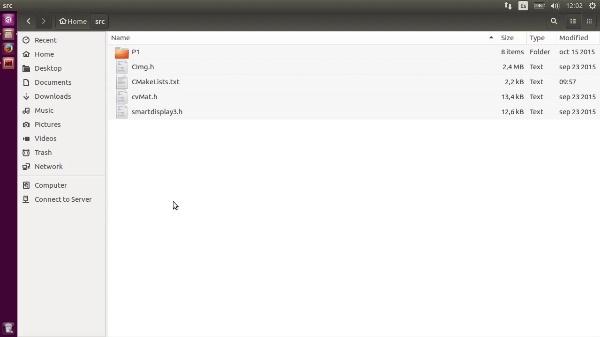 Uso de Cmake y Make para compilar programas en C++