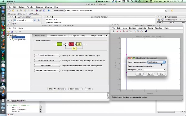 Tutorial rltool de Matlab (básico)