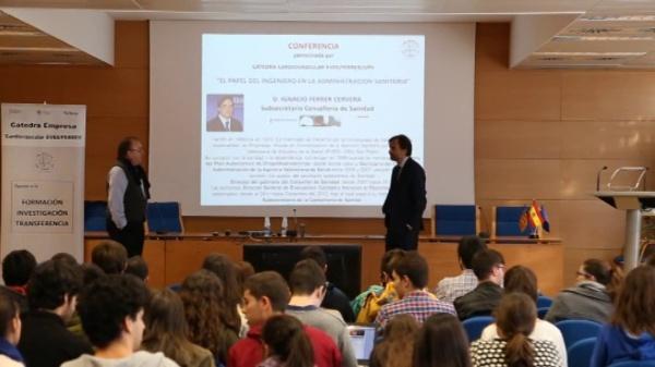 IB-2014-12-05-Conferencia D IgnacioFERRER- El papel del ingeriero en la administración sanitaria