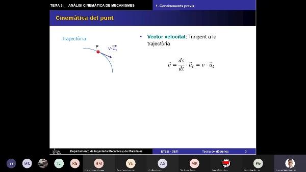 Classe de Teoria de Màquines (11410) - Grup 2VI - 16-02-2021 1a part