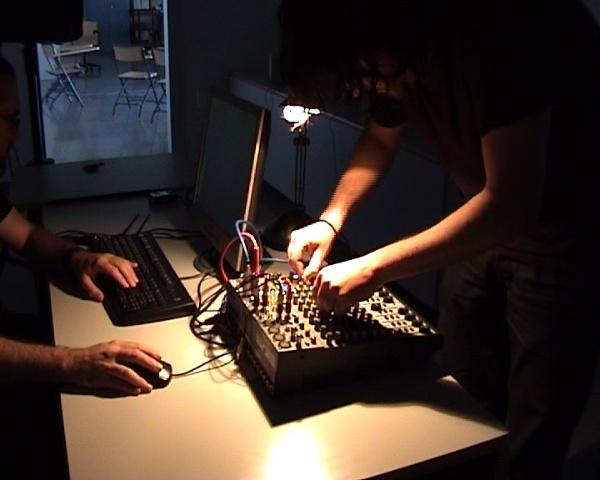 Francisco Miguel García - Noise Blackboard