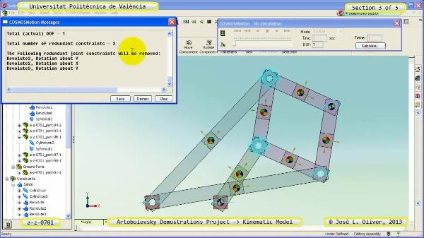 Simulación Mecanismo a_z_0701 con Cosmos Motion - 3 de 5