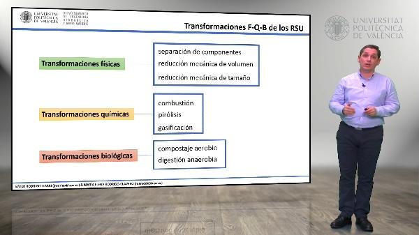 1.09.- Transformaciones FQB de los RSU