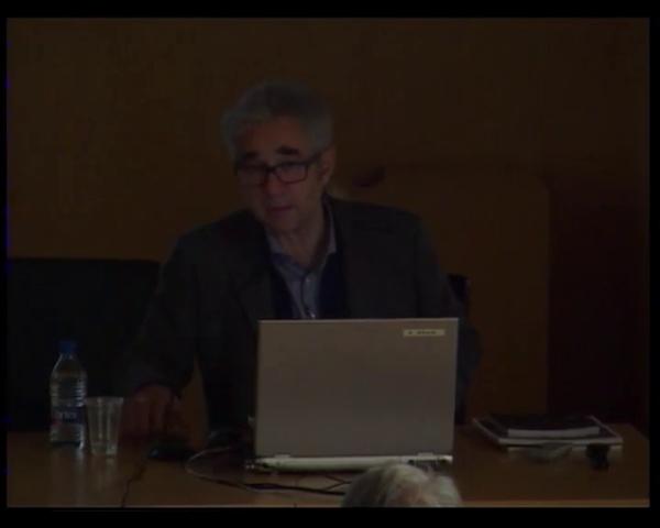 Conferencia  Josep María Montaner