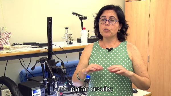 Método de fabricación de dispositivos de microondas en impresión 3D