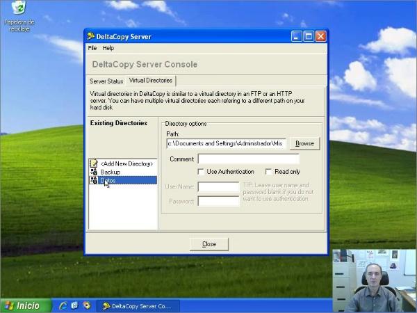 Delta Copy: sincronzación de archivos entre Windows y Linux