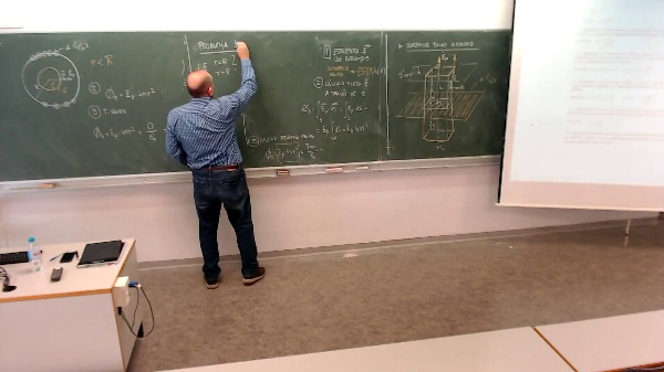 Física 1. Lección 4. Problema 11