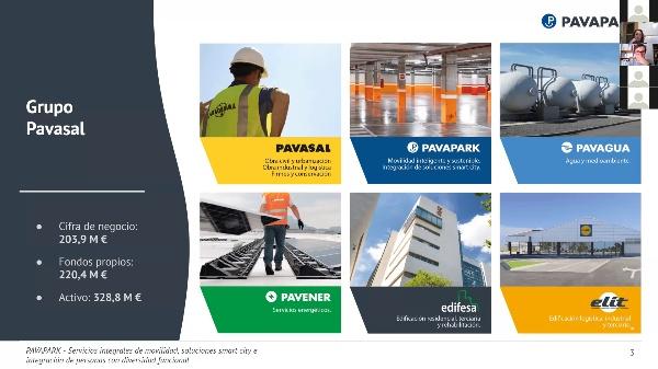 U-CONNECT. Webinar Pavapark 2020.
