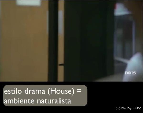 cambio de género: telenovela a drama
