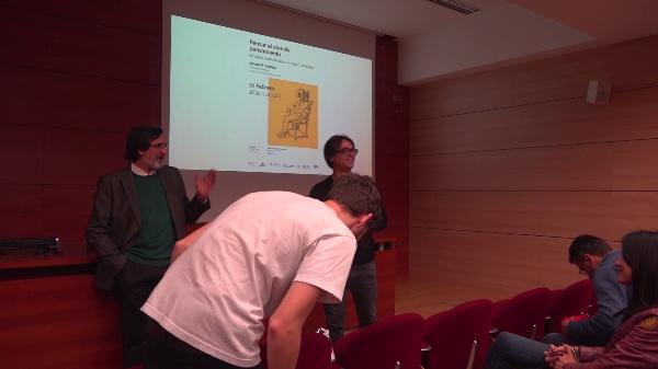 Conferencia J.M Catalá. Feb 2020 parte 1