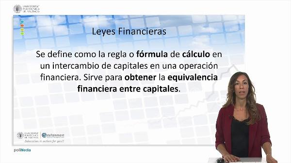 Leyes Financieras
