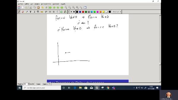 Matemáticas 1 GIOI grupo A  Clase 18