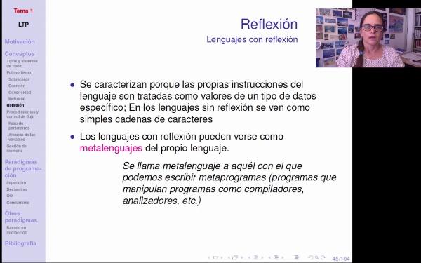 LTP - T1 - Reflexión