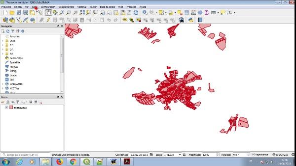 Creación de un estilocategorizado y asociación a varias capas de Geoserver