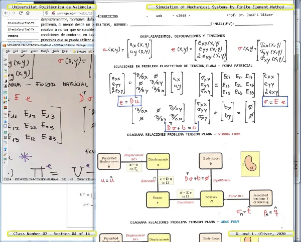 Métodos Numéricos para Análisis Estructural ¿ MN ¿ 2020 ¿ Clase 02 ¿ Tramo 04 de 14