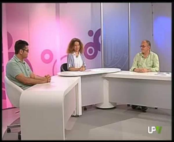 Programa UPV TV - Premio Prospectiva y Diseño (AVAP)