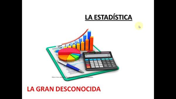 Estadística y Método Científico