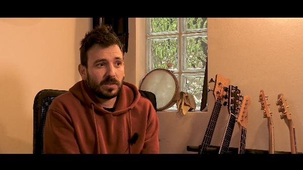 ON NAIX L'ART | Pablo Sánchez (Ciudad Jara) | TRV PERFIL AUDIOVISUAL G4