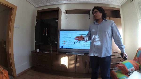 Paper presentation: Luis Vallejo Castro