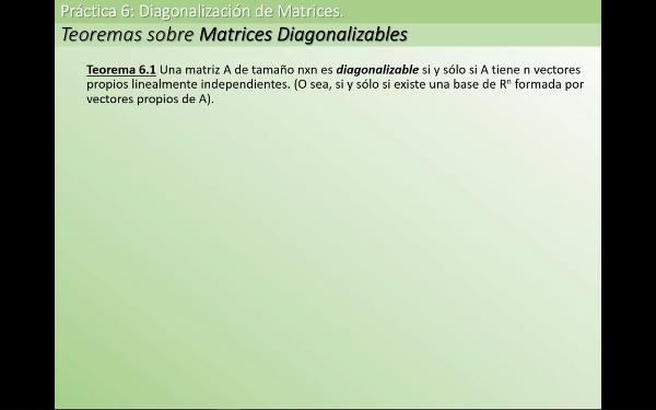 MATE1-6-01g mat diagonalizable